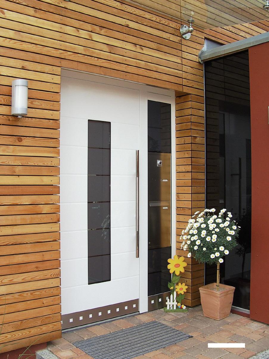 Haustür Eingang haustüren